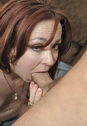 Mature Deepthroat Porn Pictures