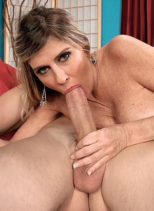 Mature Big Cock Porn Pictures